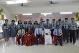 School Prefects Investiture 2016-17